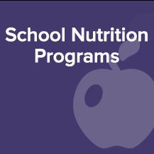 School Nutrition Programs