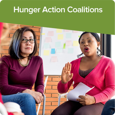 Virginia Hunger Action Coalitions