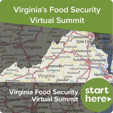 Virginia Food Security Virtual Summit